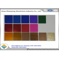 Wholesale Anodized Finish 1050 1060 1100 Aluminum Sheet Rust Resistant For Tags / Nameplate from china suppliers