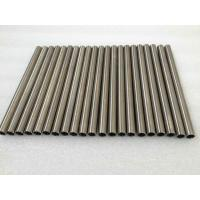 Wholesale gr5 titanium hallow bar from china suppliers