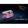 Buy cheap OEM White / Pink Forever Brilliant Moissanite For Moissanite Diamond Earrings , 1.74cts Weight from wholesalers