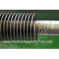 Wholesale HRSG Boiler Seamless Helical Welded Fin Tubes of SA192  Carbon Steel Tube from china suppliers