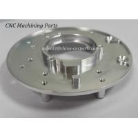 Buy cheap Custom 5 Axis CNC Milling 0.002mm Tolerance OEM / ODM Ra 0.4 - 1.6μm from wholesalers