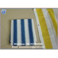 Wholesale UV 95% Shade Rate Blue & white HDPE Shade Netting from china suppliers