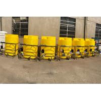Wholesale 220 Gallon Commercial Chemical Dosing Tank For Closed Loop Chilled Water Circulation Piping System from china suppliers