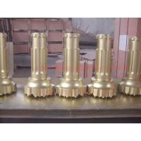 Wholesale 10 inch High Pressure DTH Drill Bit with Spherical Flat Face and Ballistic Convex Face from china suppliers