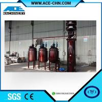 Wholesale 100L 200L 300L 500L All Red Copper Small Size Whiskey Gin Brandy Distilling Equipment from china suppliers