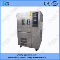 Quality IEC60068-2-1 60068-2-2 Environmental Lab equipment High Low Temperature and Humidilty Test Chamber for sale