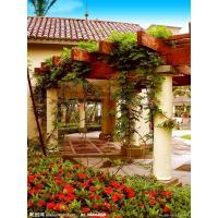 Wholesale Renewable sources pergola 3x3m modern pergola cheap pergola from china suppliers