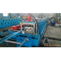 Wholesale 45KW Power High Speed Standard Two Waves Guard Rail Roll Forming Machine for Highway and Relate Fields from china suppliers