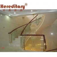 Wholesale Elegant &Gracious Attrative Solid Aluminum Baluster / Handrail SJ-727 from china suppliers