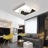 Buy cheap Surface Mounted Ceiling lights led lamp for living room bedroom Kitchen candeeiro de teto Square/Round from wholesalers