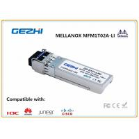 Wholesale MELLANOX MFM1T02A-LR 10G SFP+ Transceiver LR LC, 10 Km, 1310 nm from china suppliers