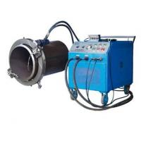 Buy cheap HYDRAULIC PIPE CUTTING AND BEVELING MACHINE from wholesalers