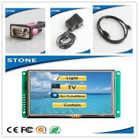 Wholesale 500 Cd/m2 TFT LCD Touch Screen  8 Inch 2.8W Lower Power Consumpution from china suppliers