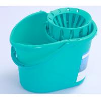 Wholesale Muliti Funtional 360 Spin Mops Squeeze Bucket With Handle / Wringer Bucket for Home 12L from china suppliers