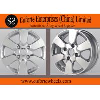 Wholesale 4 Hole 14 inch Nissan custom car wheels For LIVINA With OEM Caps from china suppliers