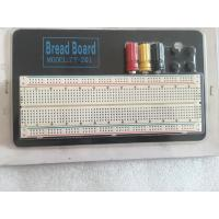 Wholesale Round Hole Soldered Breadboard Projects With Aluminum Plate 18.5 * 11 * 0.12cm from china suppliers