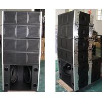 Wholesale Small Size 500 Watts Powered Line Array Mobile Stage Loudspeaker System from china suppliers