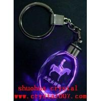 Wholesale LED Crystal Keychain from china suppliers