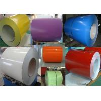 Wholesale PPGL Coil / Prepainted Galvalume Steel Roll 0.38Mm Thickness CGCC DX51D from china suppliers