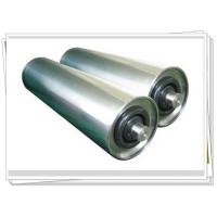 Wholesale Carbon Steel Belt Conveyor Rollers Idler For Mining Transportation from china suppliers