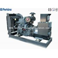 Wholesale High Performance 80KVA Perkins Diesel Generator With Famous Brushless Alternator from china suppliers