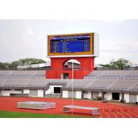 Wholesale Digital Custom Dynamic Stadium LED Display  For Soccer Game Advertising from china suppliers