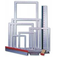 Wholesale pre-stretched aluminum alloy silk screen printing frames from china suppliers