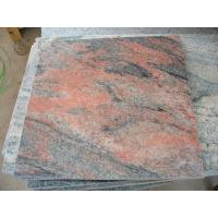 Buy cheap Granite Tile,China Multicolor Red,Multi-Red Color,Price Advantage,Tile for Flooring and wall from wholesalers