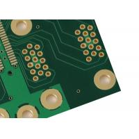 Quality Multilayer RF Pcb Board With FM Power Amplifier Satellite Transceiver 2.4 GHz ER 3.38 for sale