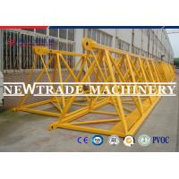 Wholesale China Manufacture Construction Machinery Tower Crane Counterweight Qtz50 Tc4810-Max. Load 4t / Boom 48m from china suppliers
