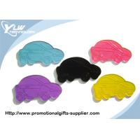 Wholesale Car shape reuseable 360 degree Dashboard Sticky Mat for mobile phone from china suppliers