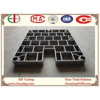 Wholesale Huch Cr19Ni39Nb alloy steel tray Castings for Heat-treatment Furnaces EB22067 from china suppliers