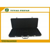 Wholesale Black Strip Play Gaming Accessories Aluminum Poker Chip Cases 500pcs from china suppliers