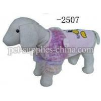 Wholesale Cheap Dog clothes,Nice and Cheap Dog clothes(AF2507) from china suppliers