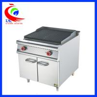 Wholesale Electric range griddle freestanding Western Kitchen Equipment electric lava rock grill from china suppliers