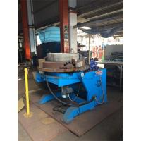 Wholesale Compact Vessel Head  Round  Rotary Welding Positioner Table Tilting And Rotating from china suppliers