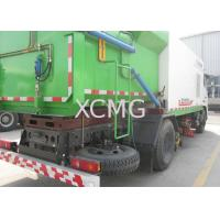 Wholesale 8tons Multifunction Truck Mounted Sweeper , Special Purpose Vehicles Sweeping Trucks from china suppliers