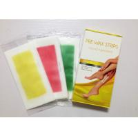 Wholesale Leg Body Hard Wax Organic Spa Products , Professional Spa Products Paper Strips from china suppliers