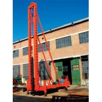Wholesale Squeezing Dense Filling Column Hammer Pile Driver with Double Roller for Thumpin Muck Pile from china suppliers