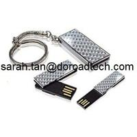 Quality Top Selling Cheapest Slim Twister USB Flash Drives with Lifetime Warranty for sale