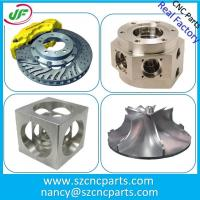 Buy cheap CNC Machining for Automotive/Automation/Aerospace/Machinery Equipment/Robotics from wholesalers