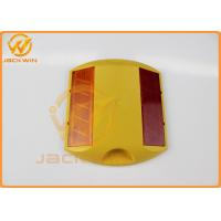 Wholesale Double Side Plastic Reflective Road Studs Pavement Marker 20T Weight Capacity from china suppliers