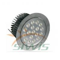 Wholesale 12 Volt Led Kitchen Ceiling Downlights 18 Watt 1800 Lm 2700K - 7000K from china suppliers