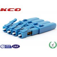 Wholesale SM 9/125 Fiber Optic Fast Connector LC UPC Un Polished Fiber To The Home from china suppliers
