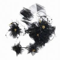 China Flying Ethereal Design Bridal Headwear on sale
