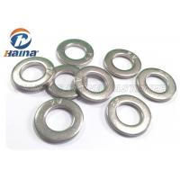 Wholesale A2 A4 Stainless Steel 316 Flat Washers DIN125 DIN9021 M2 - M56 For Fastener Connection from china suppliers