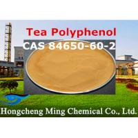 China Natural Plant Extract Tea Polyphenols CAS 84650-60-2,Anti-aging/Anti-cancer on sale