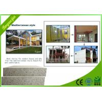 Wholesale Precast Concrete Sandwich Panels , EPS Structural Insulated Roof Panels for Apartment from china suppliers