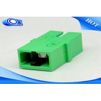 China Telecommunication Networks SC APC Adapter , SM / MM Fiber Optical Adapter on sale