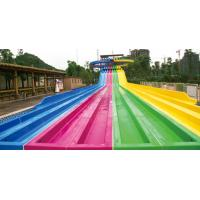 Wholesale water park high speed slide adventure aqua slide for theme park from china suppliers